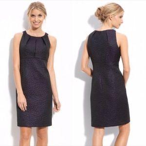 Taylor Jacquard Sheath Dress